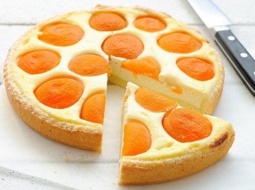 Пирог с консервированными аб…