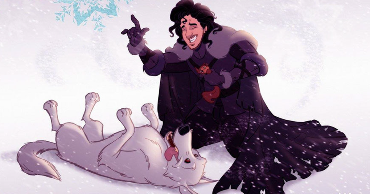 If Disney Made 'Game Of Thrones'