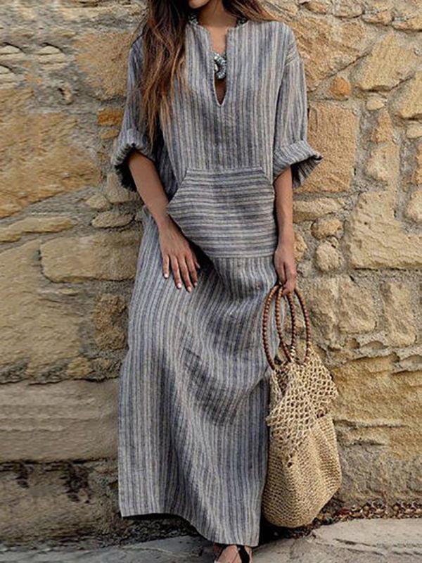5 причин носить льняную одежду