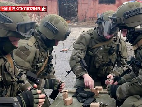 «Кольчуга» XXI века: уникальное снаряжение штурмовиков-саперов