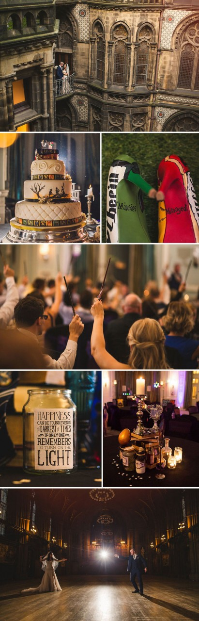 10+ Of The Most Epic Geeky Weddings Ever