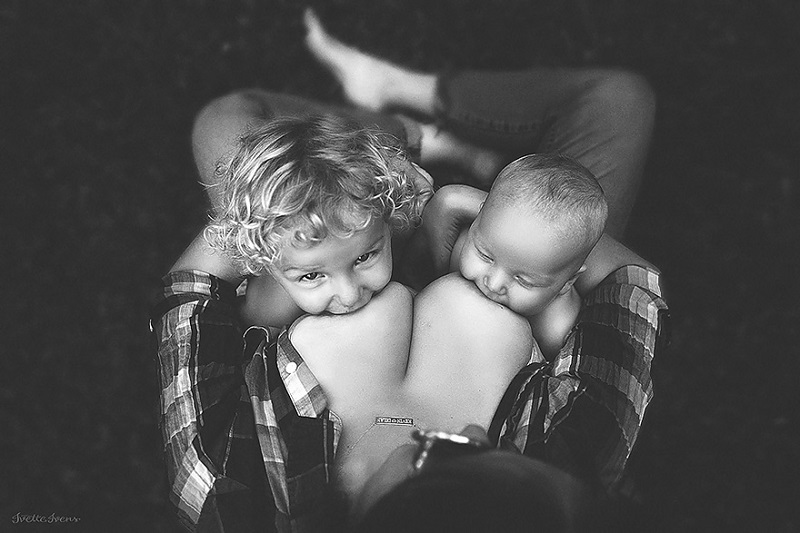 Материнство — это целое искусство!