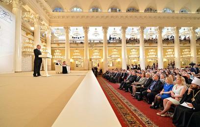Путин: сохранение русского языка – это вопрос национальной безопасности