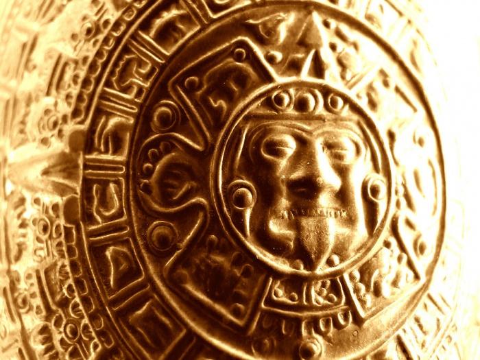 Сокровища ацтеков.