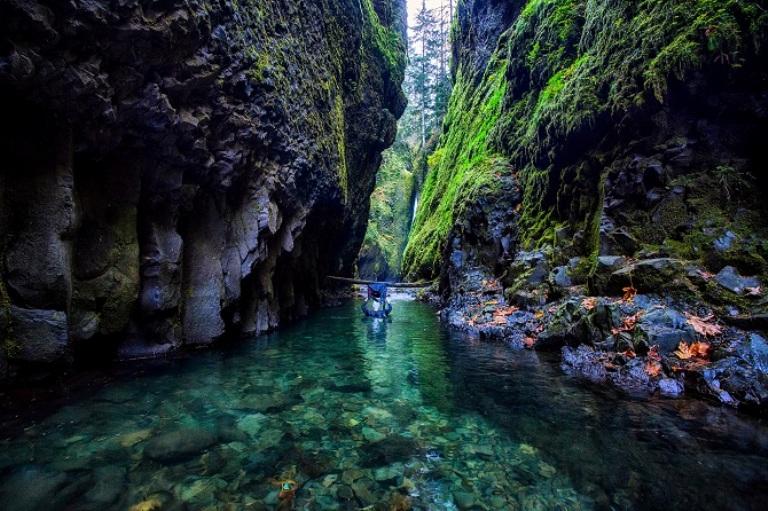 10 мест в штате Орегон, которые выглядят как в сказке