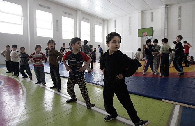 Воспитание чеченца. Чеченский характер