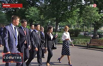 Москва и Пекин отметили 20-летие установления партнерства