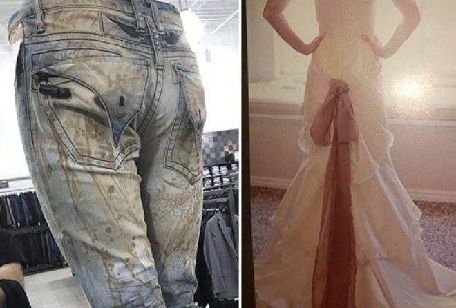 20 раз, когда дизайн одежды был настолько плох, что это захотелось сжечь