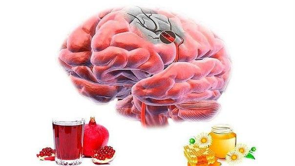 5 рецептов очищения сосудов головного мозга