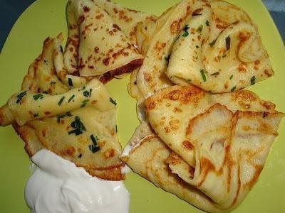 Тонкие картофельные блины-та…