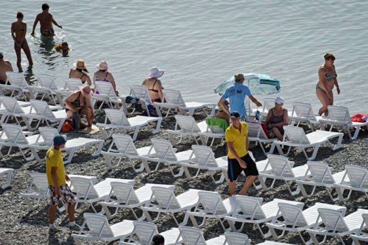 Найденную на пляже в Ялте 24…