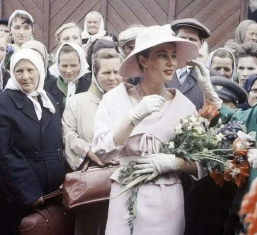 Первый показ зарубежной моды в советской Москве —  Christian Dior весна-лето 1959