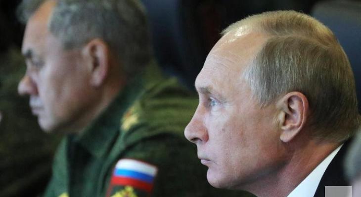 Путин дал кораблям НАТО три …