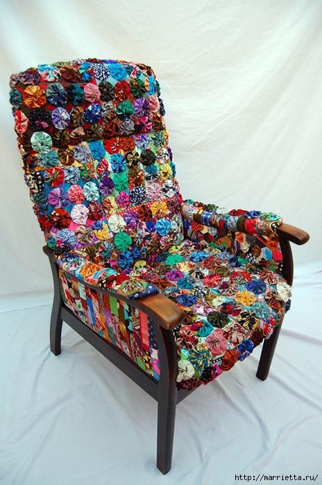 цветочки йо-йо для шторки (60) (464x700, 288Kb)