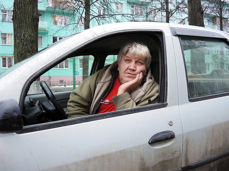 Пять способов разговорить водителя