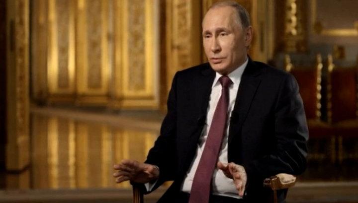 """Фильм """"Президент"""": Путин рассказал, как победил олигархов 1990-х"""