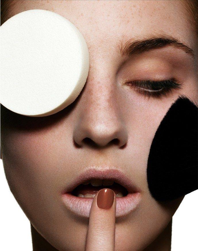 9 несложных способов использовать меньше косметики