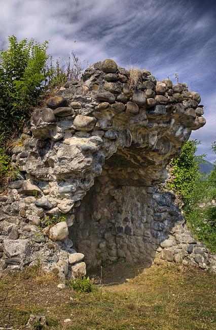 Великая Кавказская  стена. Россия