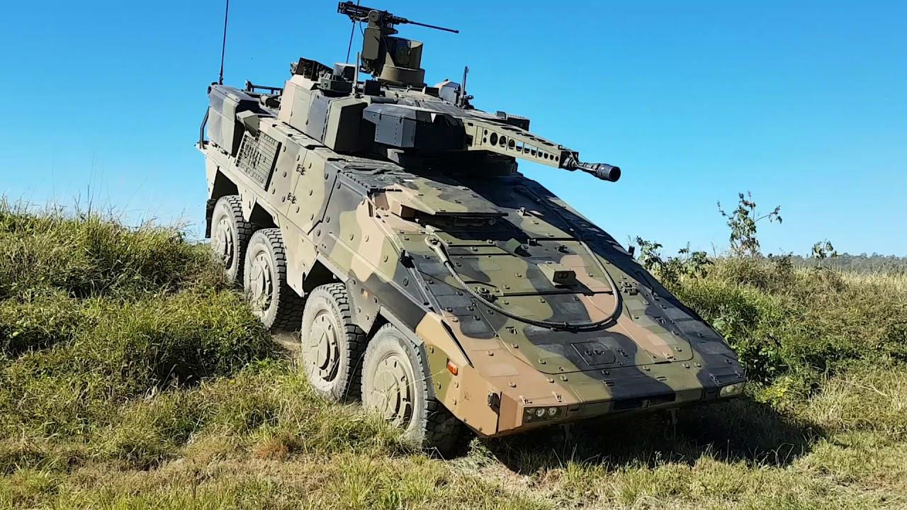 Австралия подписала контракт на закупку бронированных машин Boxer CRV