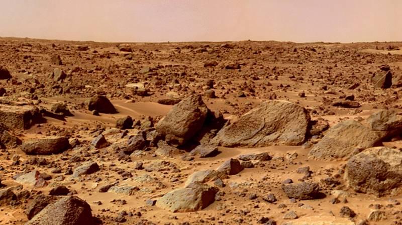 Тайны древнего Марса: Как по…