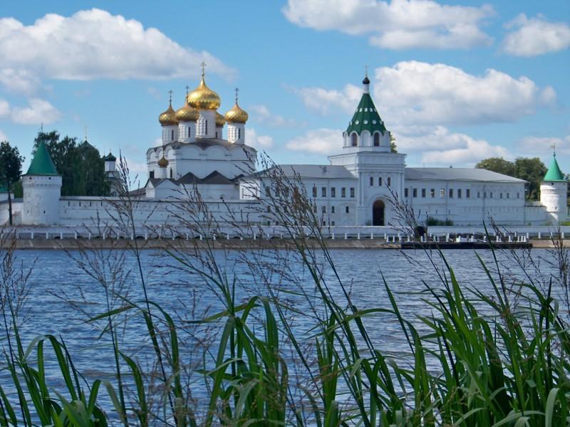 Кострома прекрасный город на Волге (12 фото)