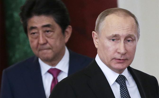 """Курилы у него не той системы: Путин делит """"острова раздора"""""""