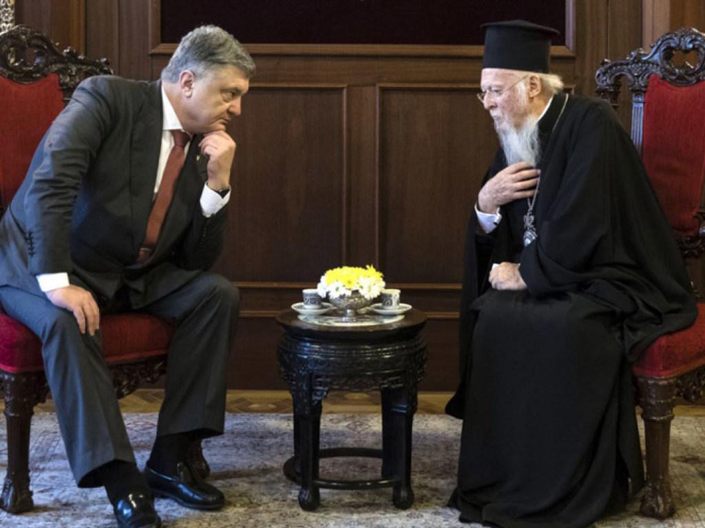 Откуда растут ноги украинской автокефалии?