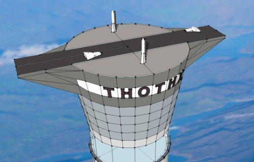 Площадка космического лифта