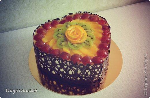 Бортик для торта своими руками - Украшаем домашний торт своими руками