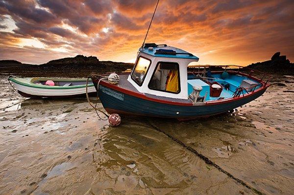 Сказочный остров Гернси (Guernsey)