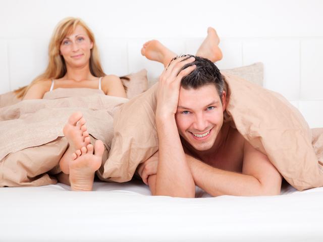 Секс для здоровья мужчин