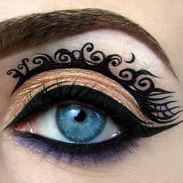 Когда макияж - это искусство