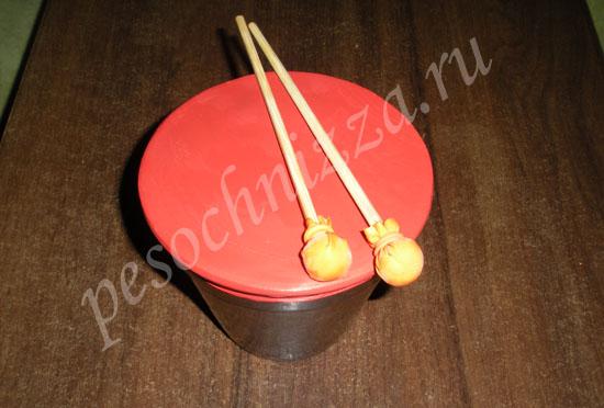 Как сделать барабан для ребенка своими руками