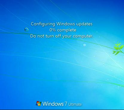 В трафик Windows Update можн…