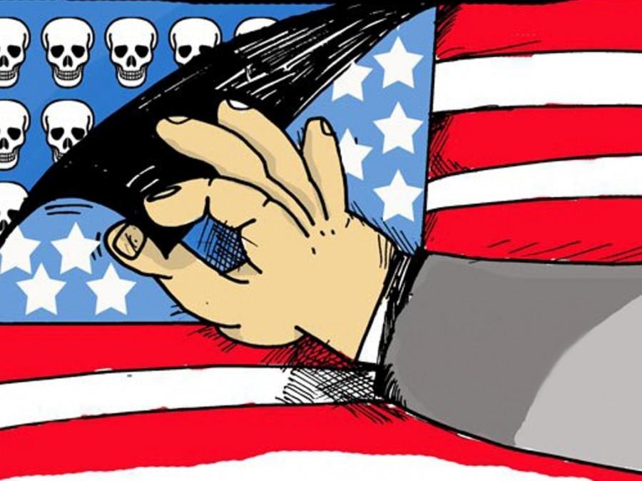 Террористические Штаты Америки