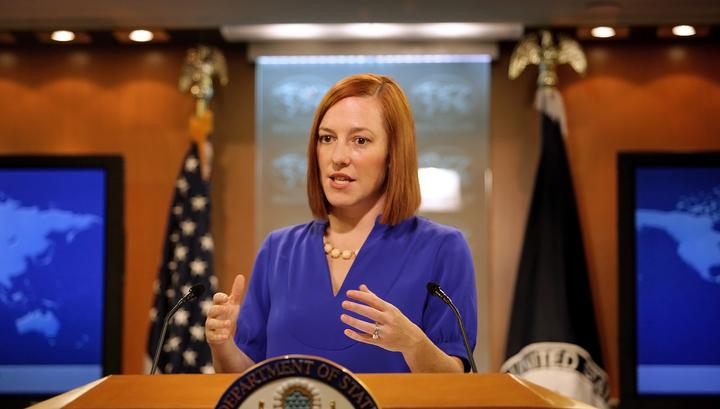 США обеспокоены сообщениями о передвижении российских войск в районе границы с Украиной