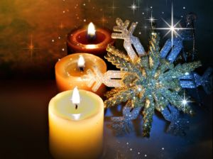 Новогодний ритуал на здоровье