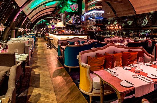 10 лучших ресторанов мира в 2016 году
