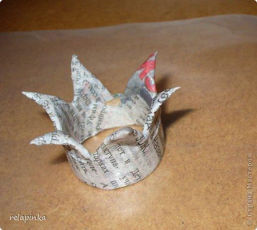 Мастер-класс Поделка изделие 23 февраля Папье-маше Принц на лошадке мастер-класс Бумага фото 23