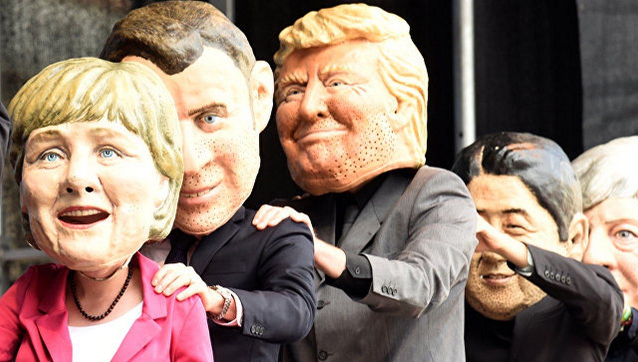ПРАВДА О САММИТЕ G20. GREEN TEA