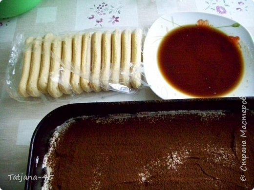 Кулинария Мастер-класс 23 февраля 8 марта День рождения Новый год Рецепт кулинарный Торт Тирамису  Продукты пищевые фото 7