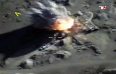 ВКС России уничтожили влиятельных полевых командиров ИГ в Сирии