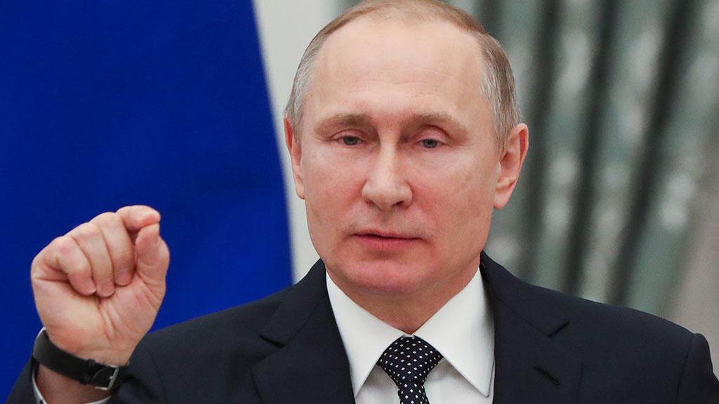 Удар за ударом: Владимир Путин о взаимоотношениях с США