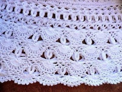 Красивое вязание крючком для интерьера дома