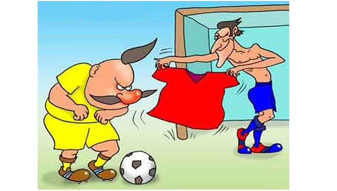 «Футбольный праздник мы им д…