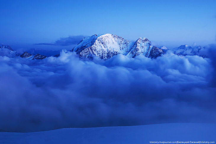 Гора Эльбрус - фотопутешествие