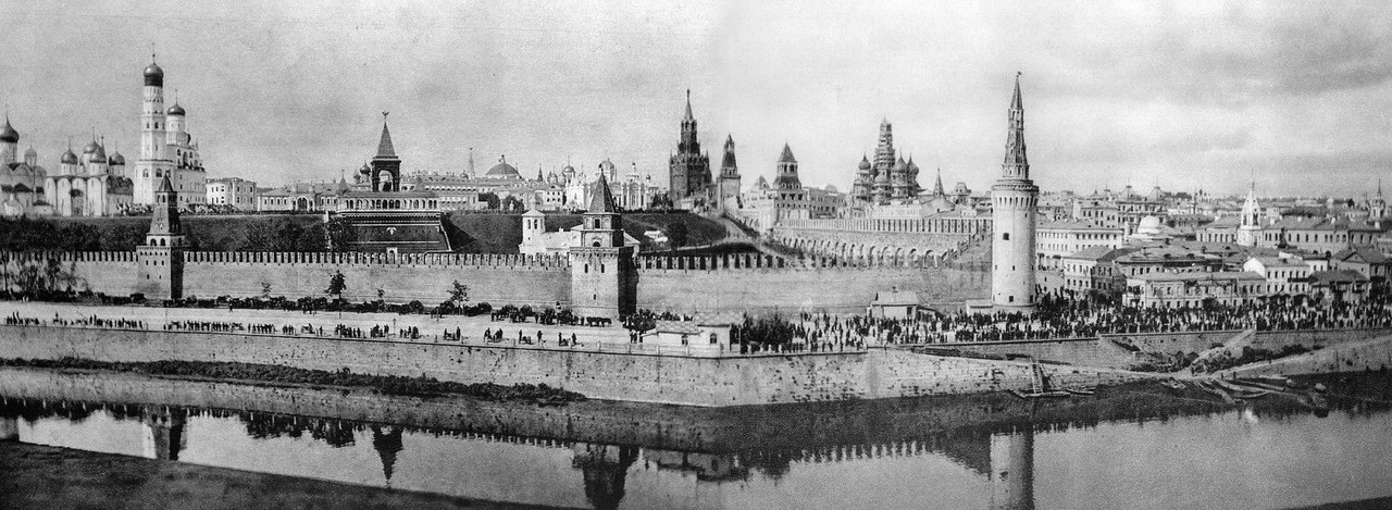 ZAVODFOTO / История городов России в фотографиях: Москва № 147