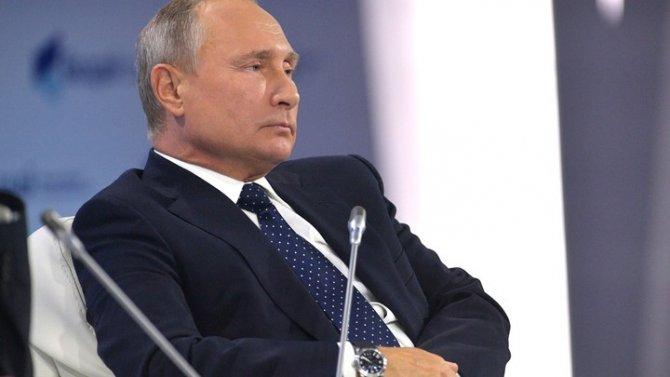 Путин наконец заговорил с За…