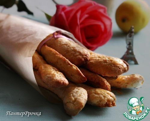 Хлебцы суфле