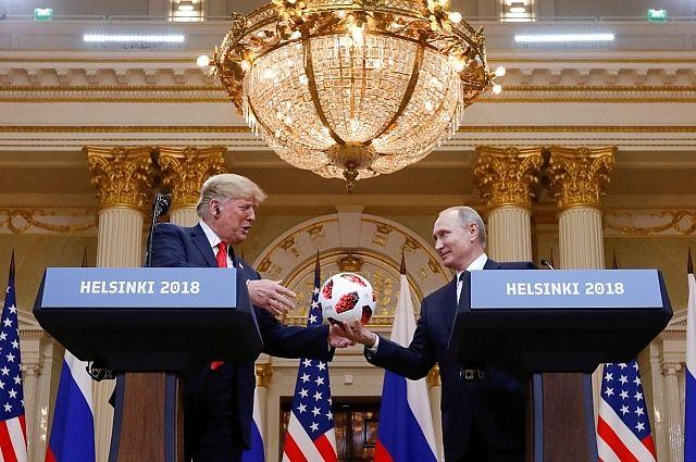 Минобороны РФ заявило о готовности выполнять договоренности Путина и Трампа